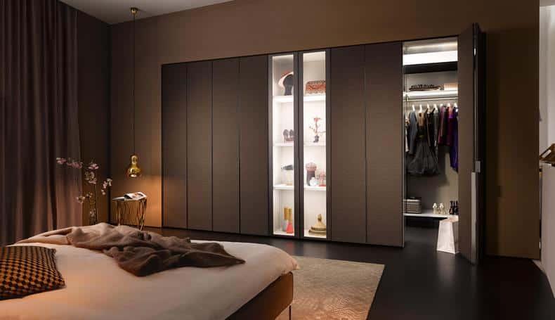 Interlübke Collect Kleiderschrank Base Piure Schrank Schlafzimmerschrank  Raumwerk Gilbert Interiors Schreiner Möbel Schreinermöbel