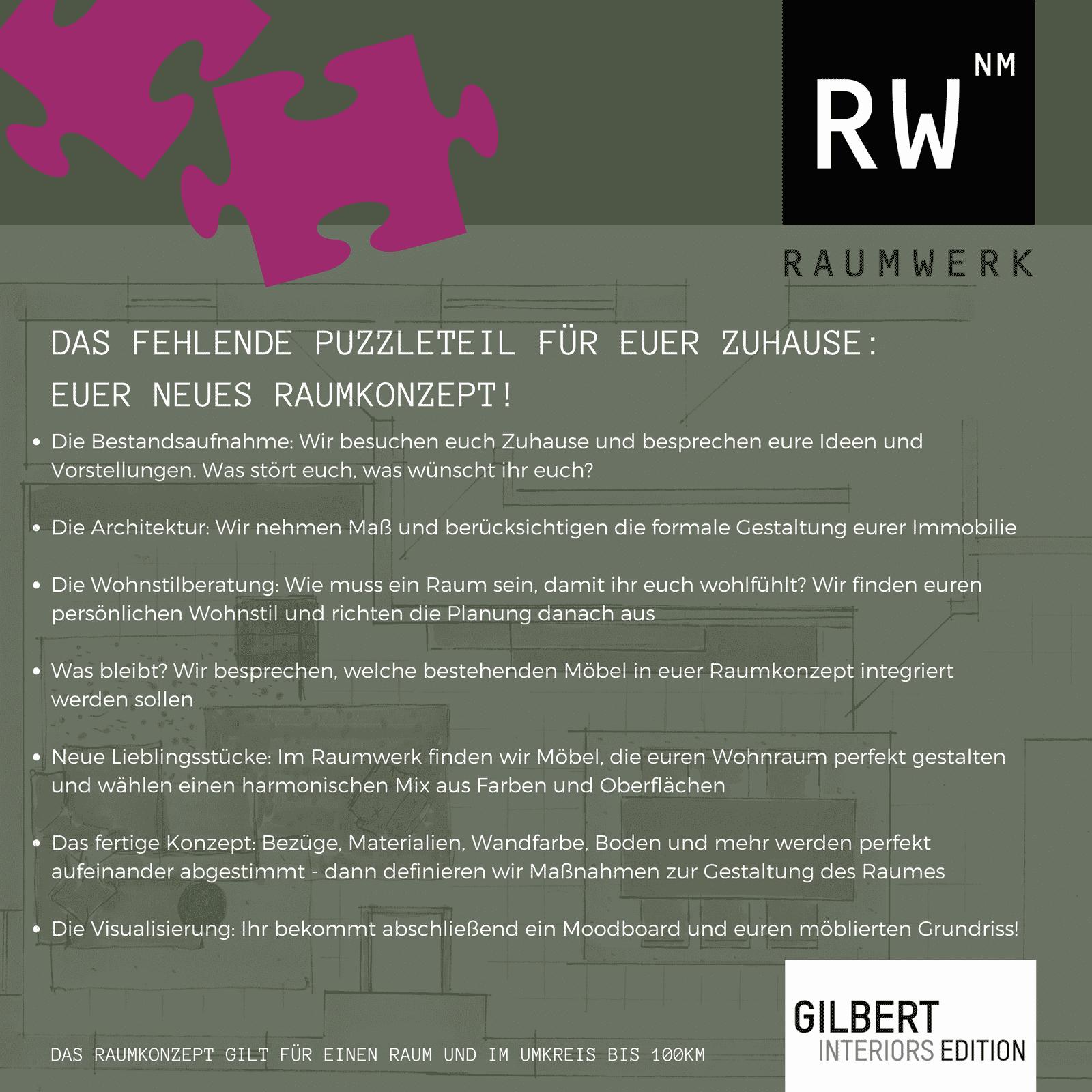 Raumkonzepte Raumwerk Einrichtungskonzept Designermöbel Nürnberg Regensburg Farbkonzept Materialkonzept
