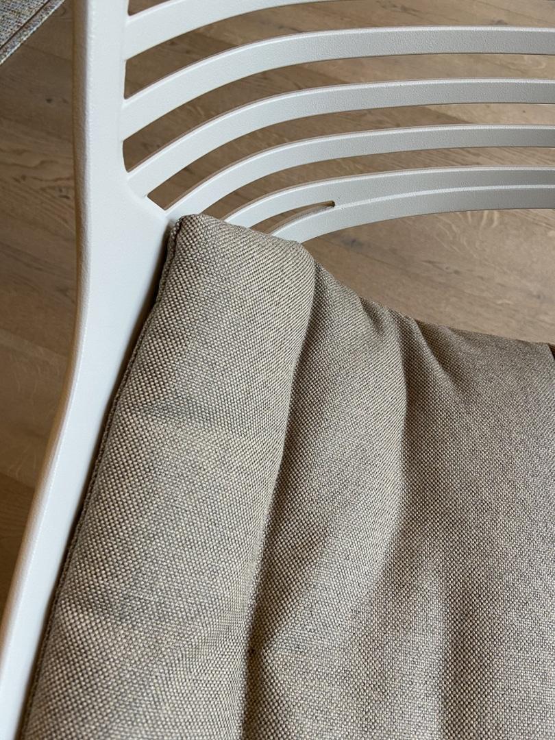Stuhl NIWA outdoor von Fast inkl. Sitzkissen (2 verfügbar)