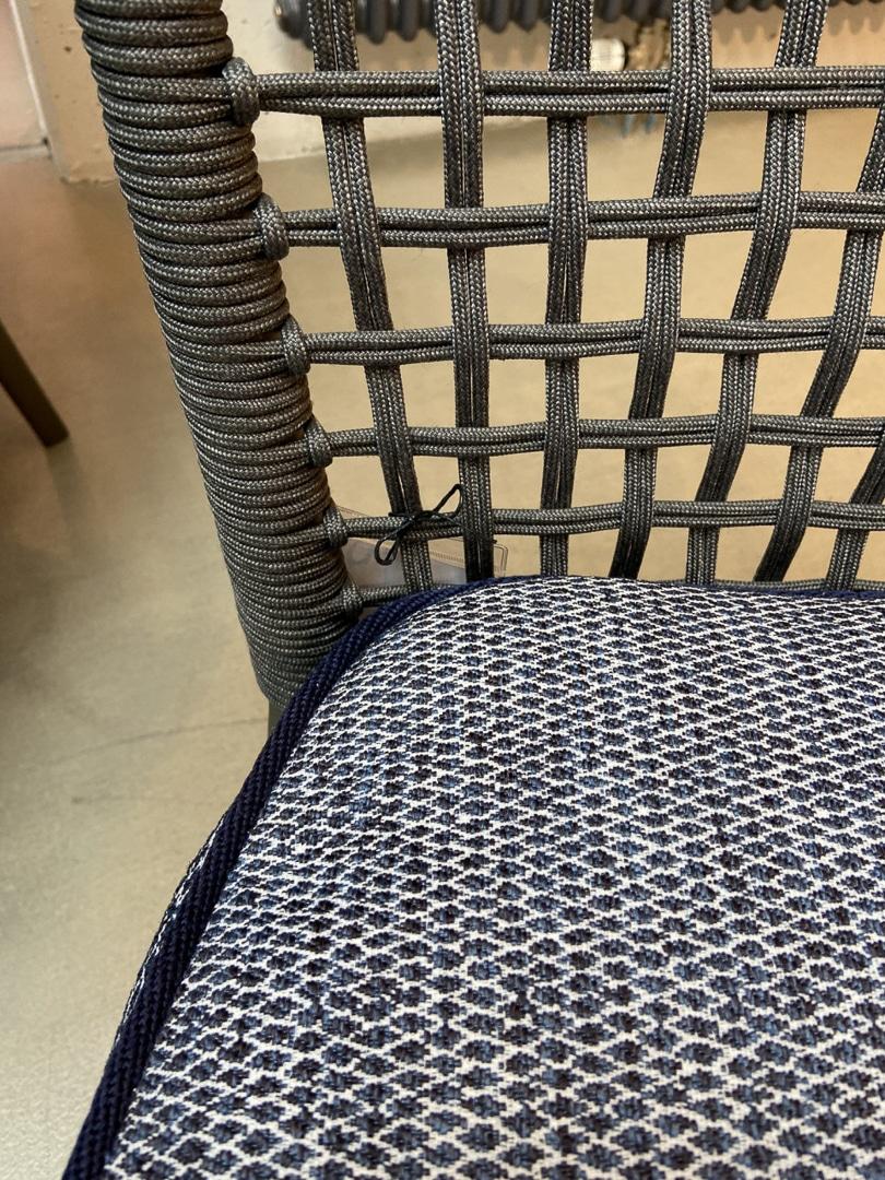 Stuhl ERICA 19 outdoor von B&B Italia inkl. Sitzkissen (2 verfügbar)