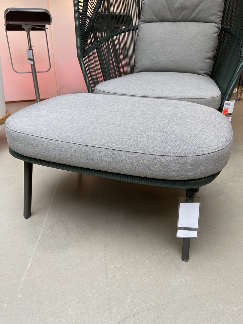 Hocker FOOTSTOOL outdoor von Dedon