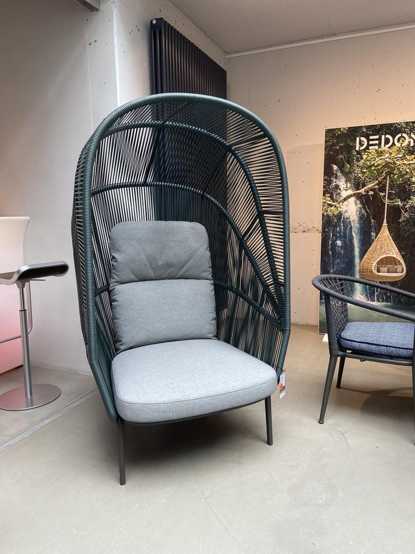 Cocoon Chair/Sessel outdoor von Dedon
