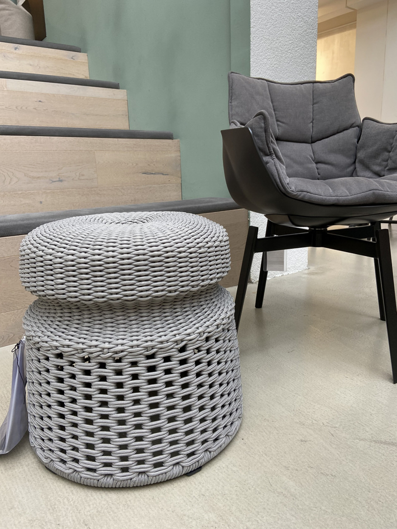 Hocker HOSPES outdoor von B&B Italia