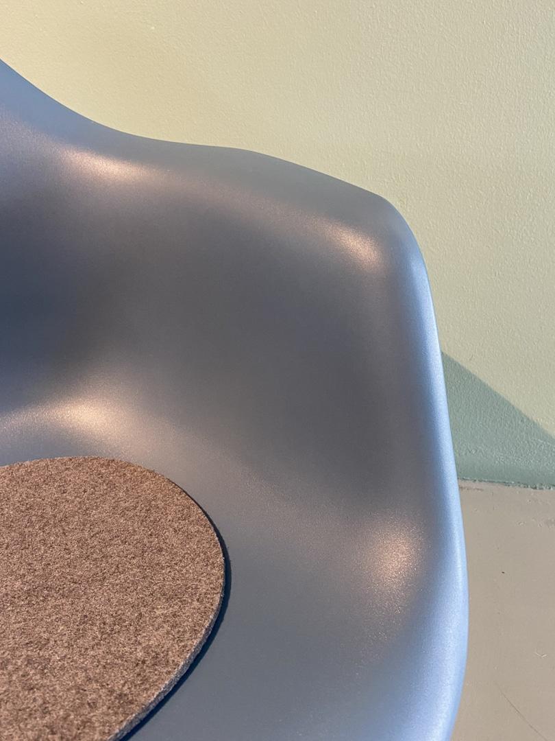 VITRA Plastic Armchair LAR